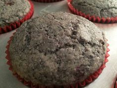 Rosemary Corn Muffins with recipe by rockingbearranch