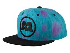 Monster Snapback Cap by NEFF
