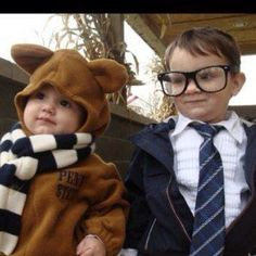 penn state forever. I've been saying my kids will be both these things for halloween for years now