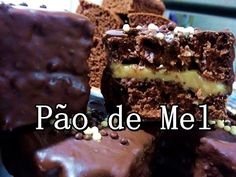 Como Fazer Pao de Mel reveja essa receita (por Fernando Couto)