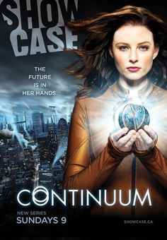 Continuum (TV Series 2012–2015) [Good]  Finally managed to see the final series of this show after over a year off-air. Aside from the timey-wimey stuff, the show has a lot to say about corporations and oversight thereof, with spins on current global-corporations and the power they hold over us. It runs the thin line and shifts the sands on the right or wrong of actions as the seasons unfold. A poignant message for our times.