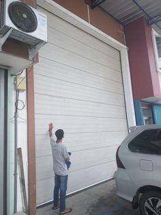 Service pintu Garasi door central Cakung tlp. 089633665538