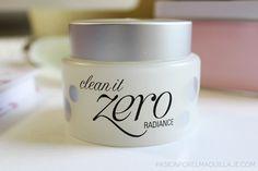 Banila: Clean it Zero Radiance | Pasión por el maquillaje