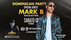 La serata del sabato Altromondo Grancaribe diventa Dominica Party. Una serata tutta dedicata alla migliore musica dell'isola caraibica. Da Santo Domingo lo special guest MARB.