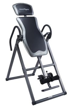 Innova Fitness ITX9600 Heavy Duty Deluxe Inversion Therapy Table - http://fitness-super-market.com/?product=innova-fitness-itx9600-heavy-duty-deluxe-inversion-therapy-table