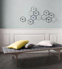 POV wall candle holder by Note Design Studio for Menu. Available here: http://www.lamaisondannag.com/fr/34_menu