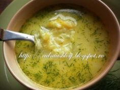 Discover recipes, home ideas, style inspiration and other ideas to try. Soup Recipes, Vegetarian Recipes, Cooking Recipes, Healthy Recipes, European Dishes, Romanian Food, Romanian Recipes, Raw Vegan, Soul Food