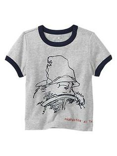 Paddington Bear™ for babyGap graphic ringer T - A limited edition Paddington Bear™ collection for your newest little additions. Adventure awaits!