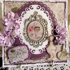 The Pretty Paper Patisserie: FABSCRAPS DESIGN TEAM REVEAL CARD - MY FAIR LADY C...