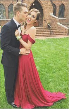 Blake & Sadie Prom 2015
