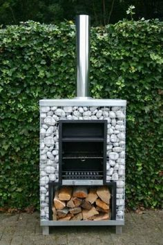 Gabions are a great, simple, quick way to add a sturdy stone structure without using mortar. Made of sturdy wire and stacked stones, they are an extremely practical way to create structures on your homestead.Gabions give a personal touch while providing a very practical function. For example, check out this cool fire pit that everyone will admire.And imagine the compliments you will get when you add this to your backyard entertaining possibilities.It really is impressive what can be…