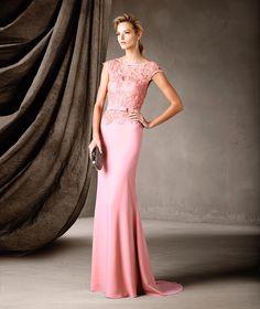 CARMEN - Pronovias long party dress