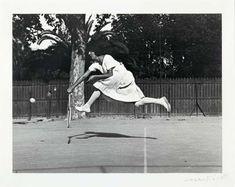 Suzanne Lenglen by Jacques Henri Lartigue, 1921