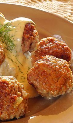 albondigas de pollo
