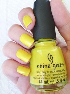 China Glaze - Sunkissed n°80444