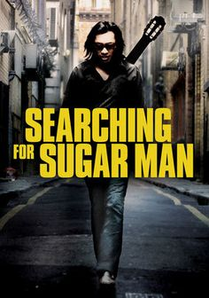 Searching for Sugar Man - one of the best documentaries ever!