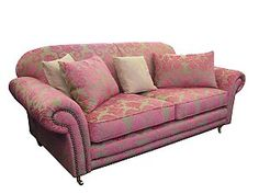 Floral sofa from Darlings Of Chelsea