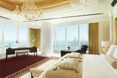 Guest Rooms I St. Regis Abu Dhabi I Accommodation in Abu Dhabi | Al Hosen Suite