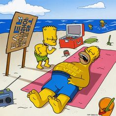 #Simpson's #Wallpaper.