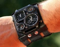 283cb58320d Mens wrist watch bracelet