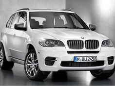 2013 BMW X5 M50d : In Pictures!