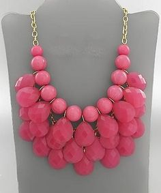 teardrop necklace