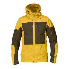 Ochre Outdoor Jacket For Men