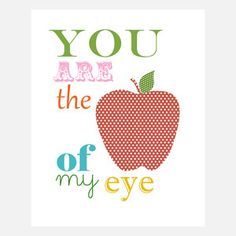 Apple Of My Eye now featured on Fab.