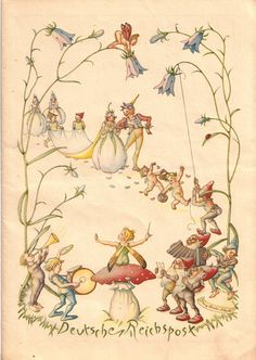 Faeries and Little Folk: Peaseblossom Fairies Illustration Noel, Elves And Fairies, Fairy Pictures, Vintage Fairies, Flower Fairies, Arte Pop, Fairy Art, Magical Creatures, Oeuvre D'art