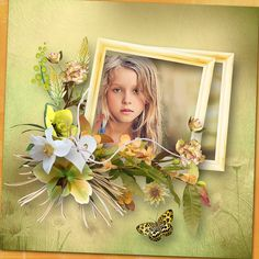 Floralia by Ely Scrap