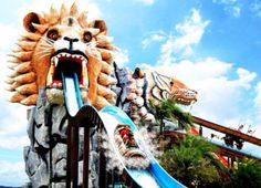 Suan Siam is an amusement park, ocean park and relaxing venue where various kinds of entertainment are put together here in Thailand  Join our day trip now and let the fun begin ;)  #suansiam #bangkok #oceanpark #amusementpark #takemetour #experienceseeker #localexpert #daytour #localdaytrip
