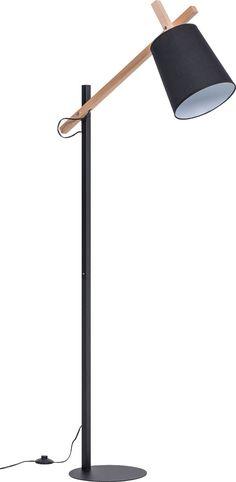 Lampa podłogowa Muse czarna - Lampy - Artykuły Dekoracyjne - Meble Vox
