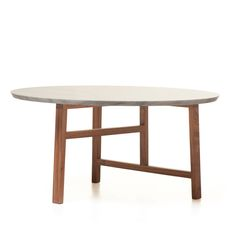 Trio Round Coffee Table with Marble Top image 2