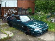 #Nissan #Silvia #S14 #Zenki #Modified #Slammed #Stance #JDM