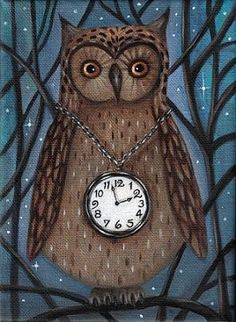 The Keeper Of Time by karendavis on Etsy