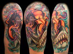 Shark tatto