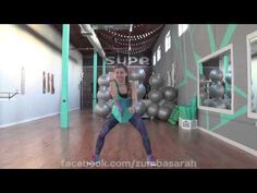 Dance Fitness - 'Dance With Me' (Warm-up) - YouTube