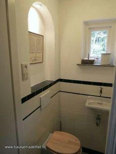 jaren 30 stijl wc