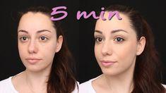 Maquillaje fácil y natural en 5 minutos. Natural everyday makeup. Beatri...