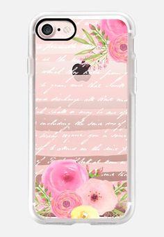 Romantique iPhone 7 Case by Li Zamperini   Casetify