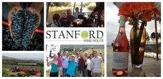 Launch of the Stanford Wine Route Members include Misty Mountains Estate Springfontein, Sir Robert Stanford Estate,  Stanford Hills, Walker Bay Vineyards,  Vaalvlei, Raka, Boschrivier