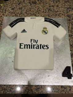 Real Madrid tarta cake