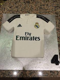 Real Madrid tarta cake