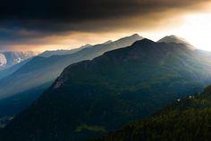 The Austrian Alps // Jakub Polomski