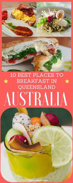 10 best places to breakfast in Queensland. You know that feeling when your companion's meal looks so much better than yours?
