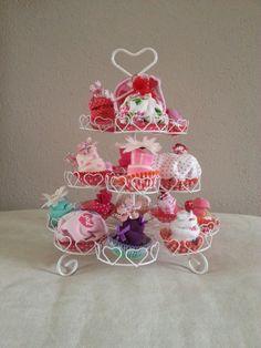 Leuk om zelf te maken: cupcakes als kraamcadeau!