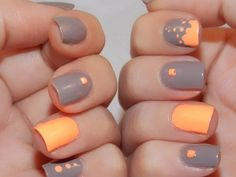 21 Easy Nail Designs