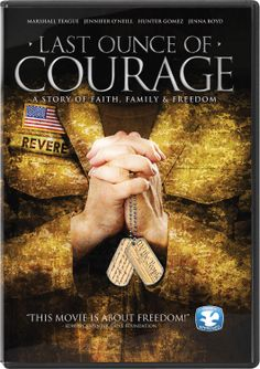 A tale of family bonds and free expression, Last Ounce of Courage encourages all Americans to take a stand and raise their voices in support of their beliefs.