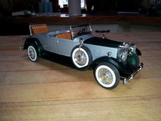 Packard Roadster model built in November 2014
