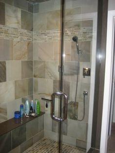 bathroom tile by gayle